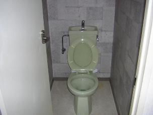 【トイレ】ハシモトエージェンシービルⅠ