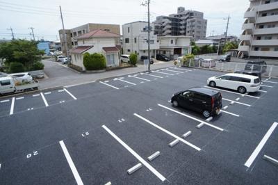 【駐車場】佐貫4丁目駐車場