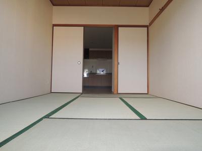 【和室】寿緑ヶ丘マンション
