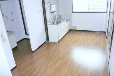 【居間・リビング】サンライフ山本