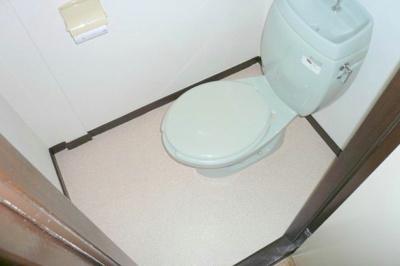 【トイレ】サンライフ山本