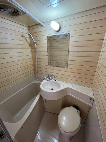 【浴室】日興パレス三番町