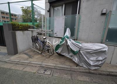 【駐車場】ZESTY東新宿