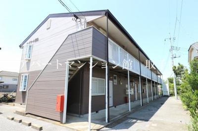 【外観】ハイマート鹿島