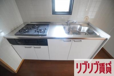 【キッチン】オリオンハイツ