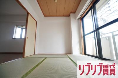 【寝室】オリオンハイツ
