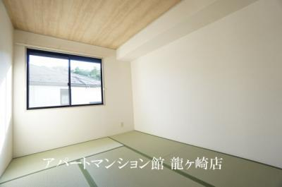 【バルコニー】クレスト藤ヶ丘B
