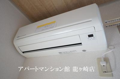 【玄関】クレスト藤ヶ丘B