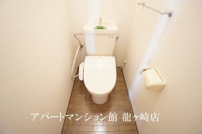 【トイレ】クレスト藤ヶ丘B