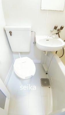 【トイレ】光