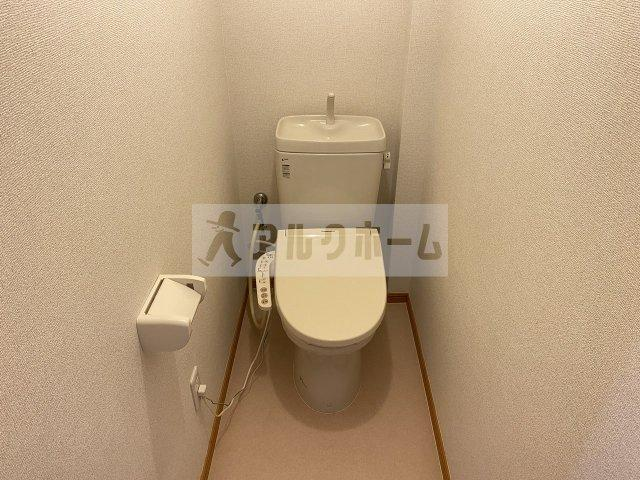 【トイレ】大県マンション2