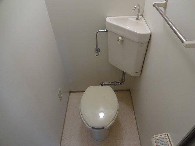 マービーハウス3 トイレ