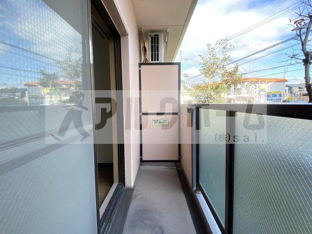 マービーハウス2(柏原市国分本町) 室内洗濯機置場