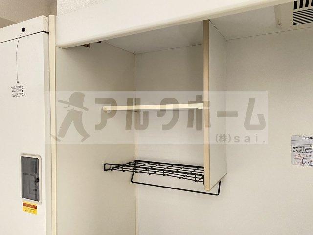 リーベハイツ青山 柏原市 トイレ