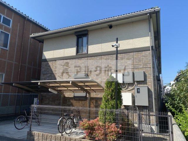 トウスケハウス(1Kアパート) 外観写真