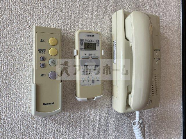 【玄関】エステートヨシマン2