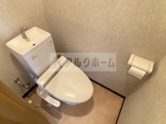エステートヨシマン2 お手洗い