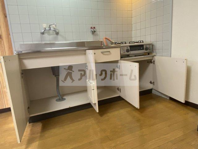 ニドムコート キッチン