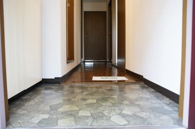 【玄関】サングレイス
