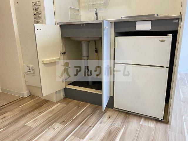 ブランビエント(河内国分駅) キッチン