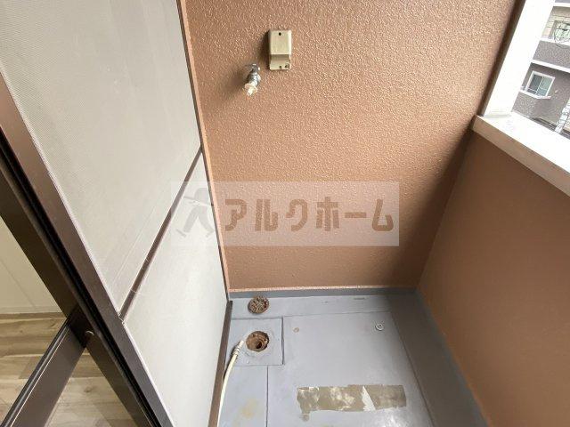 ブランビエント(河内国分駅) 洗濯機置き場