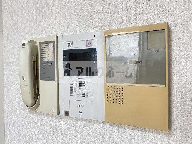ブランビエント(河内国分駅) TVインターホン