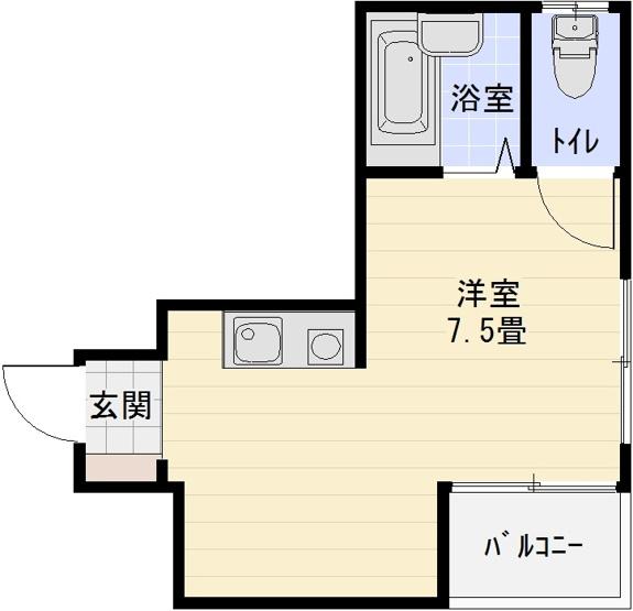 ブランビエント(河内国分駅) インターネット無料ワンルーム