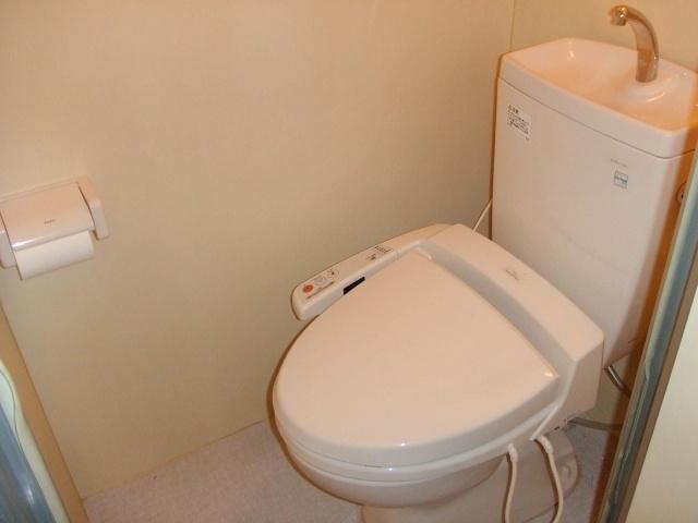 【トイレ】パブリックマンション