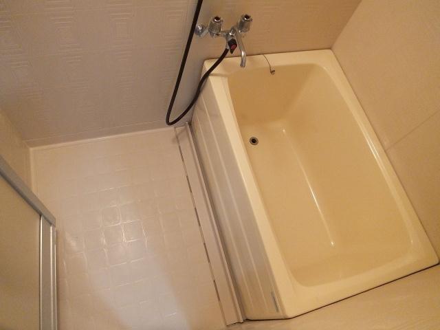 【浴室】西町コーポ