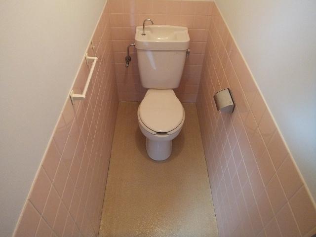 【トイレ】西町コーポ