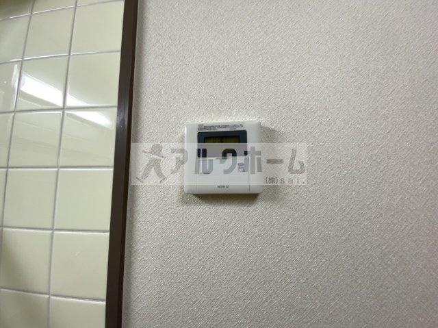 ドリームスクエア(河内国分駅・バストイレ別) 給湯設備