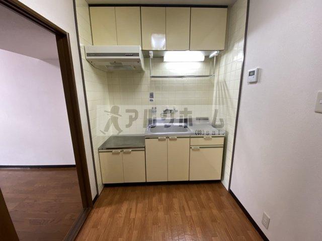 ドリームスクエア(河内国分駅・バストイレ別) キッチン