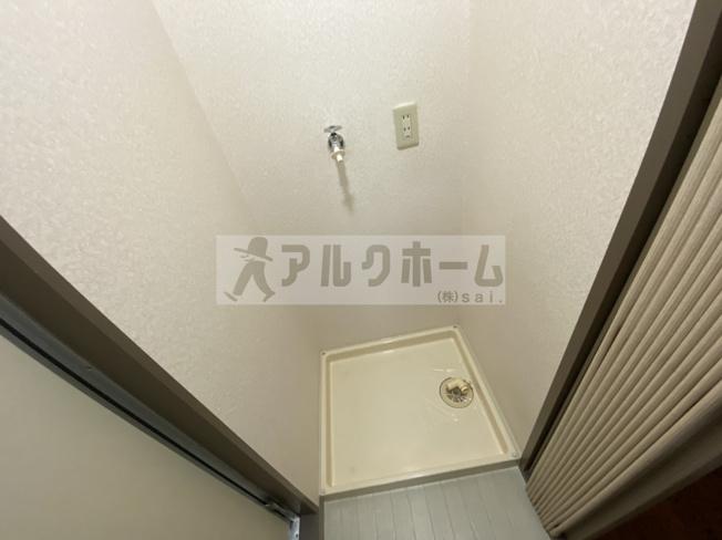 ドリームスクエア(河内国分駅・バストイレ別) 洗面所