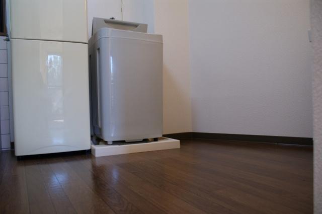 ベルハイツ 2ドア冷蔵庫 洗濯機 付き