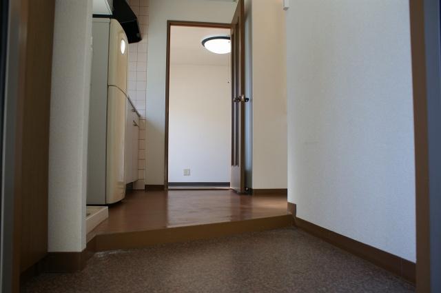 ベルハイツ 玄関