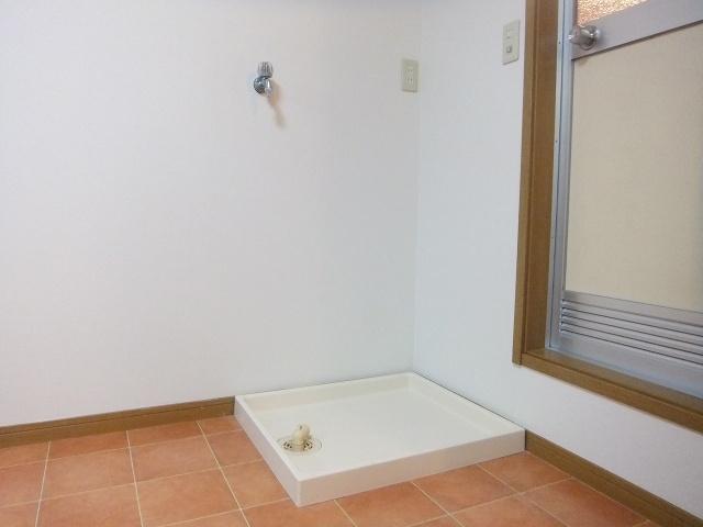 ラ・ポート その他設備 室内洗濯機置場