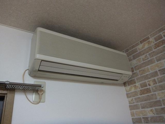 ラ・ポート その他設備 エアコン