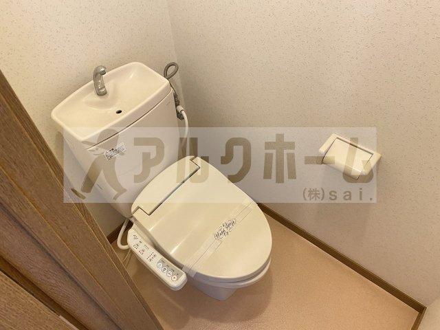 ラ・ポート トイレ