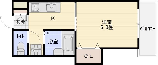 ラ・ポート 柏原市田辺 河内国分駅 大阪教育大学
