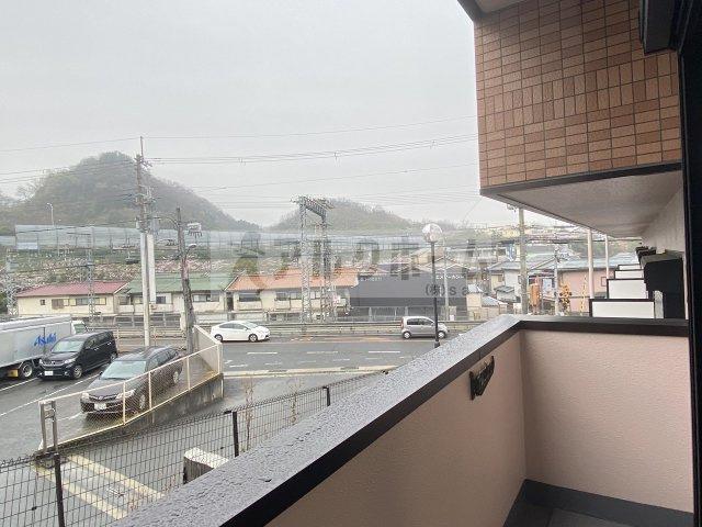 パブリックマンション2(大阪教育大前駅) 2階の部屋に梯子はつきません