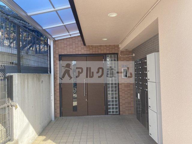 パブリックマンション2(大阪教育大前駅) エアコン付き