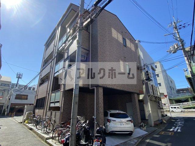 【外観】ヴィクトリーレジデンス
