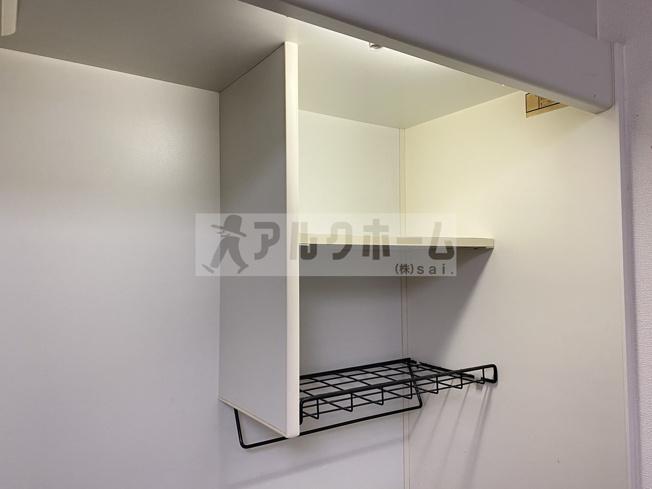 ヴィクトリーレジデンス(柏原市国分本町) 寝室