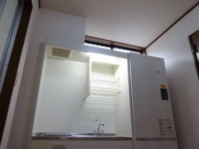 ジュネス(河内国分駅) キッチン