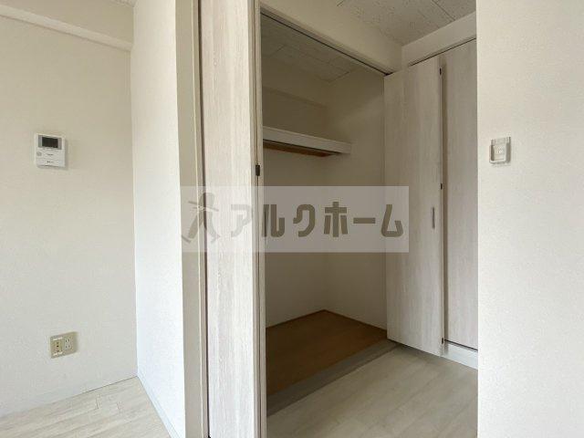 コンドウハイツ(柏原市旭ヶ丘) 寝室