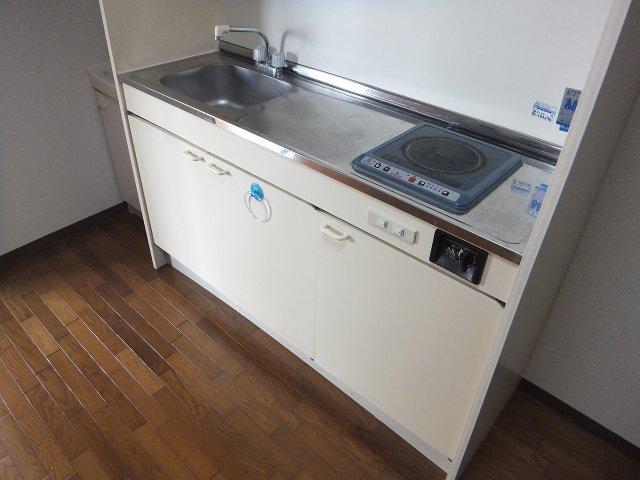 【キッチン】ユース春日台
