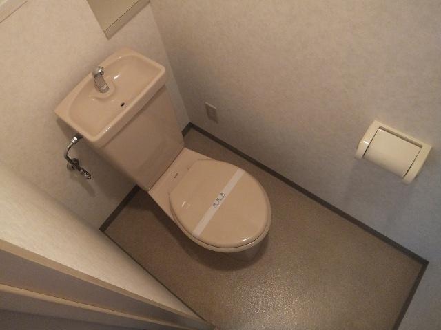 【トイレ】パレフルール