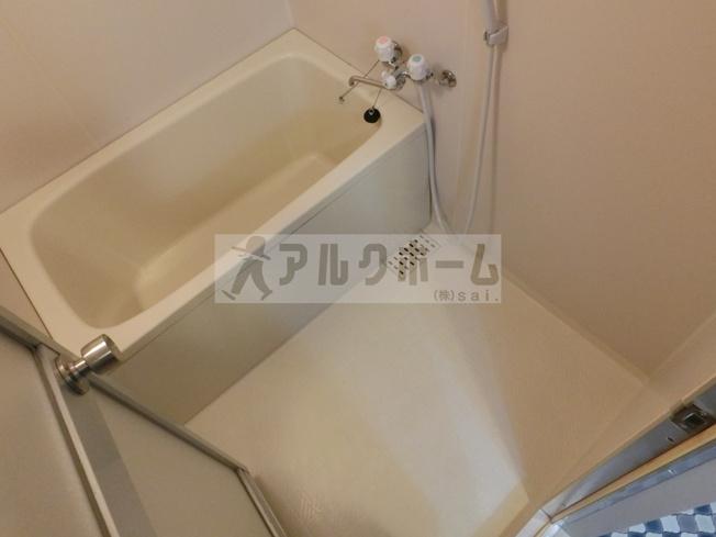 パレフルール(柏原市本郷) 浴室