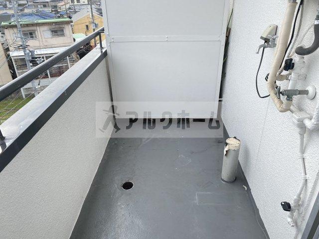 広光ハイツ 独立洗面台