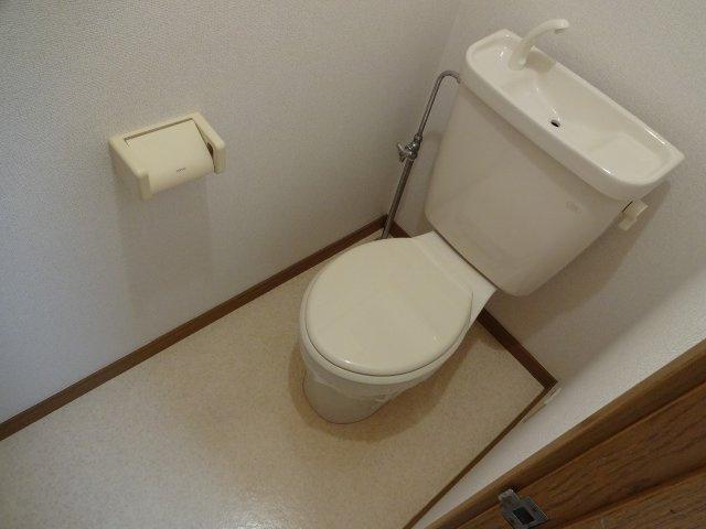 【トイレ】ドリームハウス